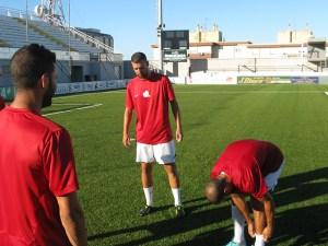 El futbolista ceutí puede jugar tanto de central zurdo como de lateral izquierdo