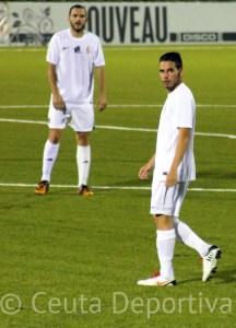 La AD Ceuta FC disputará cinco jornadas entre semana, tres en el 2013 y dos en el 2014
