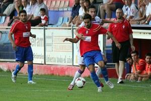 Villatoro, una de las apuestas de Benigno Sánchez en el Villarrobledo, debutó con victoria a domicilio