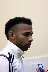 Randy jugará en el fútbol griego tras su paso por el Atlético de Ceuta y su breve estancia en el Mogreb de Tetuán