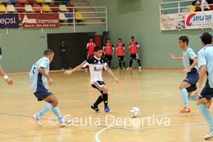 Salvi volverá a jugar con la U.A. Ceutí FS una temporada más