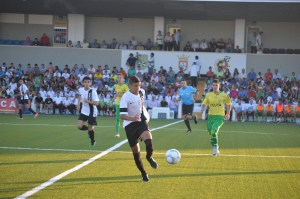 El Goyu y el Ceutí buscarán este sábado la primera victoria en el Campeonato