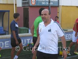 Fuad Harrus está contento con la respuesta de sus jugadores en el inicio del Campeonato de Liga