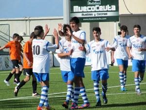 El CD Puerto Disa se ganó el derecho a participar en la 1ª Provincial de Cádiz al conquistar el título en la Liga local