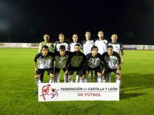 Selección de Ceuta que compitió hace dos años en Bembibre