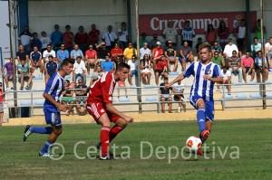 La AD Ceuta FC, que ha ganado al Recre B y Sevilla C a domicilio, intentará doblegar a la Lebrijana en su campo