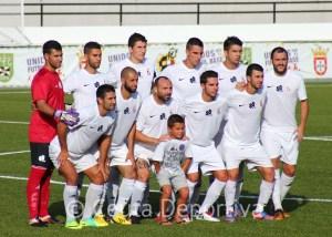 Hicham Abdeluhajed ha convocado a 13 futbolistas de la primera plantilla de la AD Ceuta FC
