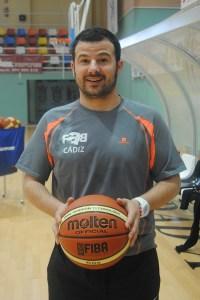 Carlos Yeray es un entrenador contrastado en la provincia de Cádiz que colabora con el San Daniel