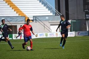 El CD Puerto Disa se enfrentará al Salesianos Algeciras este sábado a las 11,30 horas en el Alfonso Murube