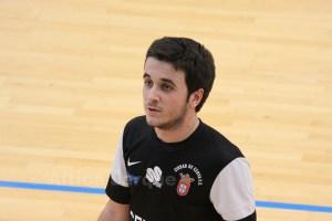 Dani Ramos, que el curso pasado jugó en el Ciudad de Ceuta, milita esta temporada en el Sala 12 Las Gabias