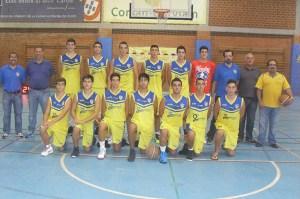 El CB Juventud ganó de diecisiete al CB San Fernando en Algeciras