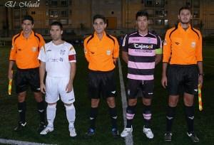 Ramón Serrano Sánchez pitará este viernes el Xerez CD - AD Ceuta FC en Medina Sidonia