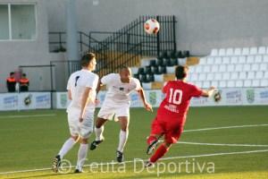 La AD Ceuta FC quiere darle continuidad al triunfo de Arcos este domingo en el Alfonso Murube
