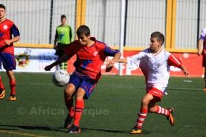 El CD Puerto Disa derrotó por 8-0 al Atlético Algecireño en la última jornada