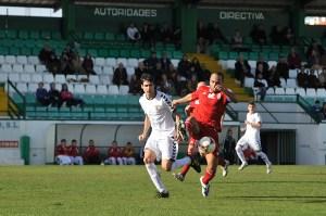 Un colegiado de Jaén pitará el duelo de este domingo entre el Pozoblanco y la AD Ceuta FC