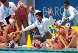 Lorena Miranda se ha quedado fuera del equipo español por culpa de una lesión muscular