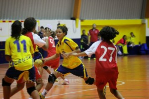 El Estudiantes se enfrentará al BM. Ciudad de Algeciras PMD 'A' en el polideportivo La Libertad