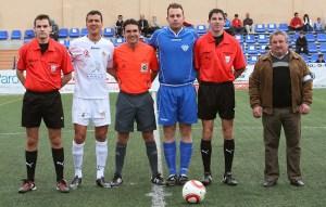 El sevillano Portillo Raigón será el colegiado del CD San Roque - AD Ceuta FC de este sábado