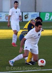 Ernesto regresará al 'once' en Sevilla tras cumplir un encuentro de sanción en la última jornada