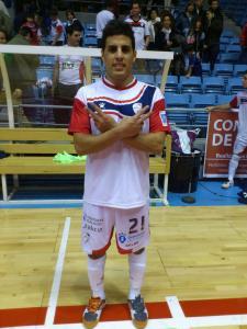 Hamza Maimon regresó a las pistas después de cuatro meses parado por culpa de una lesión