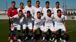 El Sevilla C, próximo rival del Ceuta en el Murube, empató a cero contra el Cabecense