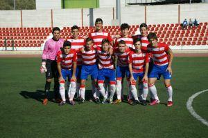 El Granada CF es el equipo más representado con siete jugadores