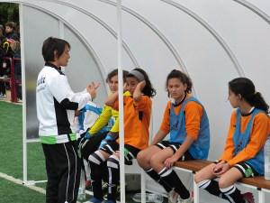 La presidenta de la Comisión de Fútbol Femenino destaca el papel de García Gaona para poder albergar la final de la Copa