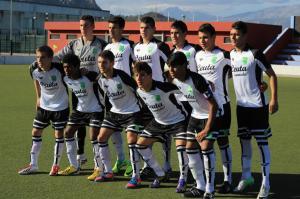 El combinado juvenil está formado por jugadores del Goyu y Ceutí de Liga Nacional