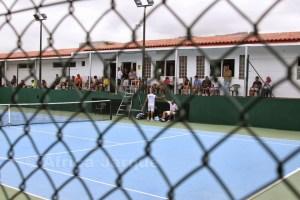 Los partidos se disputan de lunes a domingo en las instalaciones de Loma Margarita y Perla del Mediterráneo