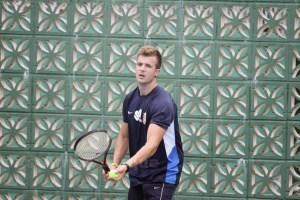 Los 44 jugadores inscritos en la I Liga de tenis 'Loma Margarita' han sido divididos en tres categorías