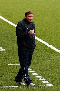 José Antonio Asián, entrenador de la AD Ceuta FC
