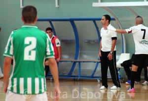 Chito opina que el Ceutí hizo méritos para volver a batir al Betis