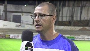 Benigno Sánchez, que opta al premio de mejor entrenador, coincidió con Villatoro en la AD Ceuta
