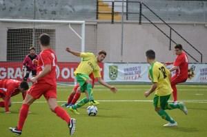 El Goyu se enfrentará en el Murube al Atlético Sanluqueño, el líder del grupo 14 de Liga Nacional Juvenil