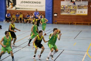 El Siete Colinas jugará este sábado contra el Montera Los Barrios y el Humanline ULB