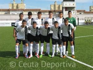 El Ceutí suma 23 puntos tras ganar al San José por la incomparecencia del equipo sevillano