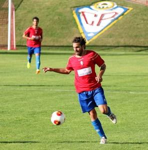 Jesús Villatoro atraviesa su mejor estado de forma desde que llegó al Villarrobledo
