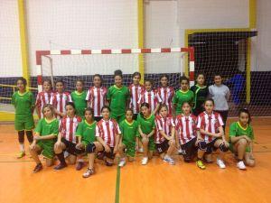 El CD Estudiantes derrotó al Ciudad de Algeciras A y al Ramón y Cajal benjamín en la 1ª jornada