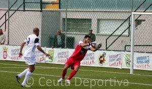 Antonio Prieto, uno de los futbolistas que está a una amarilla de la suspensión