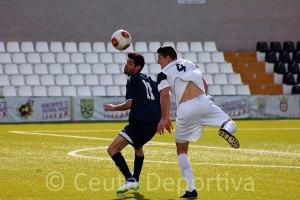 Los ceutíes se juegan el play off de ascenso en las seis jornadas que faltan del Campeonato