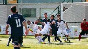 El Ceuta no pasó del empate a cero ante el Pozoblanco, pero al menos acabó el partido sin tarjetas