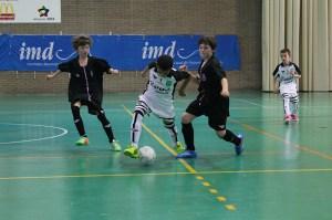 Los manchegos, que se enfrentaron a Ceuta en la fase de grupos, se han colado en la final en la categoría benjamín