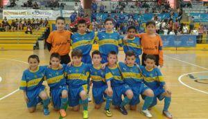 Principado de Asturias volvió a ganar el título de campeón de España benjamín de fútbol sala