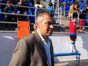 Paquete Higuera, expulsado ante la UB Lebrijana, ha sido sancionado con 3 encuentros