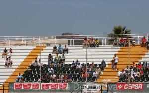 El Ceuta volverá al Murube con público en el 'play off' de ascenso