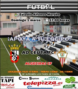Cartel Algeciras