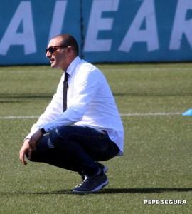 Luhay Hamido, presidente de la AD Ceuta FC