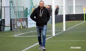 Luhay Hamido, presidente de la AD Ceuta FC, ha estallado este lunes