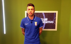Nono Guerrero, el lunes en 'Club Deportivo' de RTVCE
