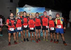 Los integrantes del equipo ceutí / Foto: José Carlos Ruiz / Fotógrafos Solidarios